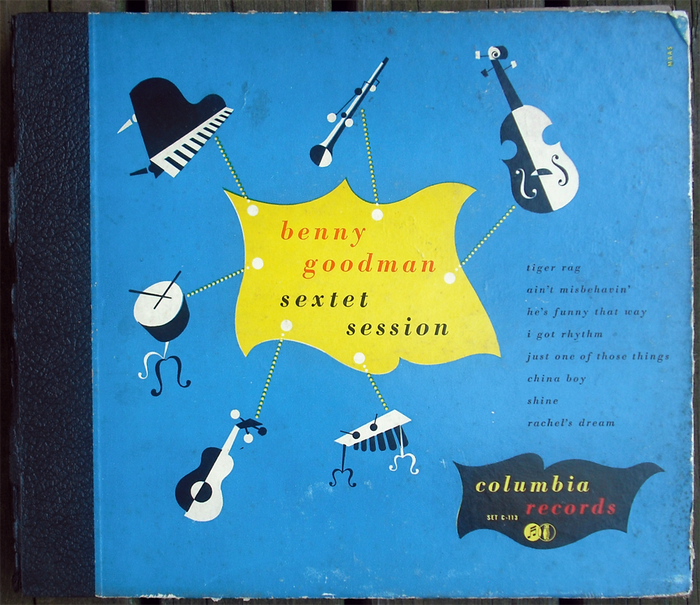 Benny Goodman: Sextet Session 2