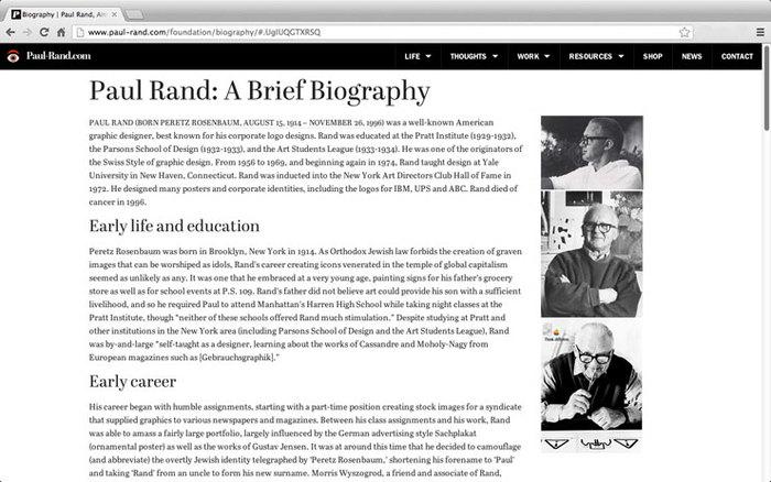 Paul Rand tribute 3