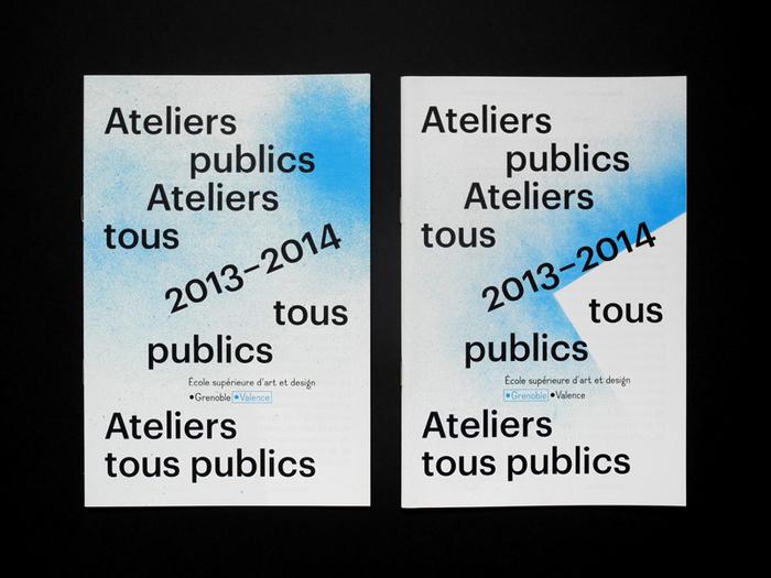 Ateliers tous publics 2013–2014 1