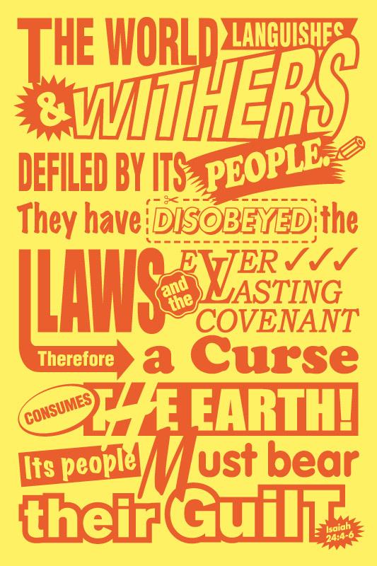 Isaiah 24:4-6 1