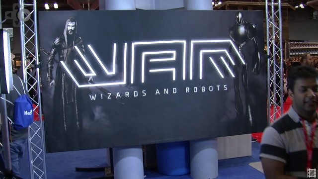 Wizards and robots 4