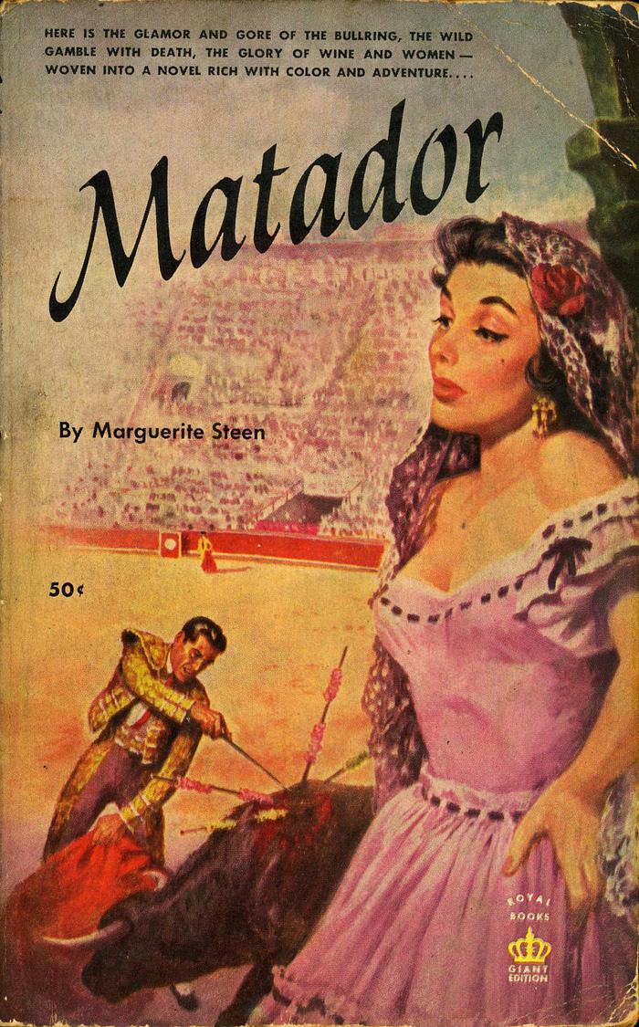 Matador by Marguerite Steen