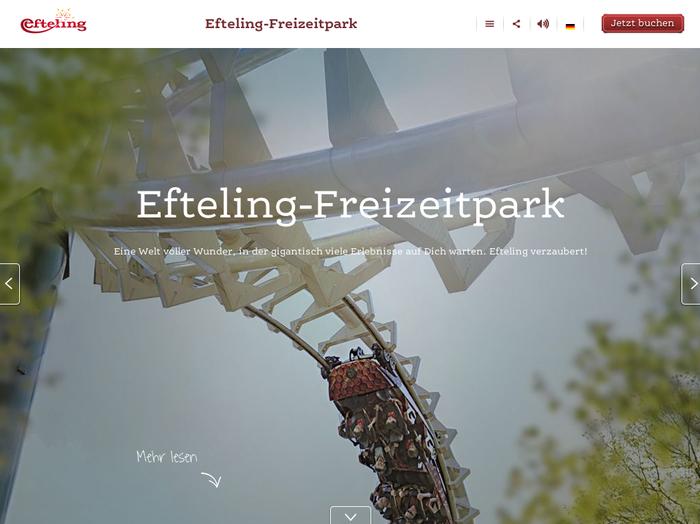 Efteling website 10