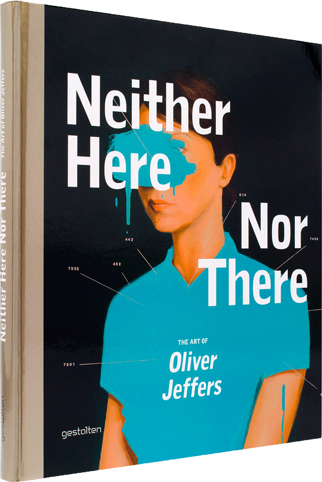 Oliver Jeffers: Neither Here Nor There 3
