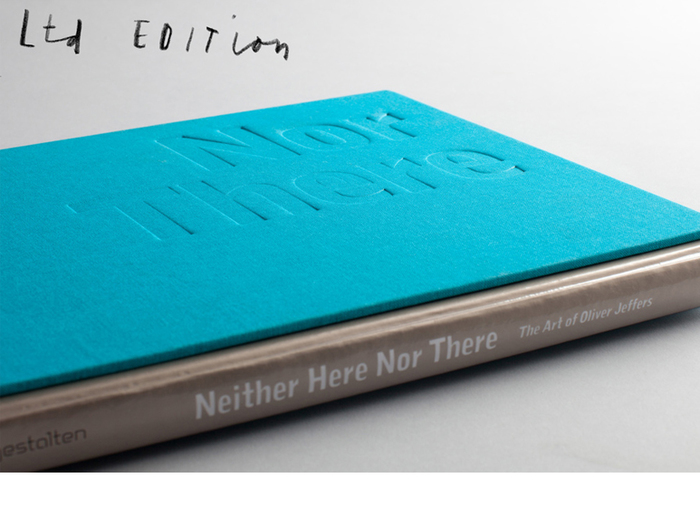 Oliver Jeffers: Neither Here Nor There 5