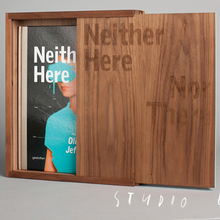 <cite>Oliver Jeffers: Neither Here Nor There</cite>
