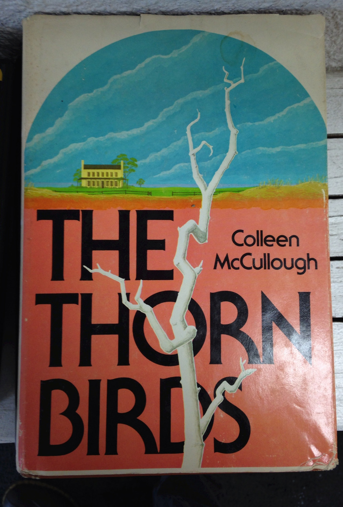 The Thorn Birds, first edition 1