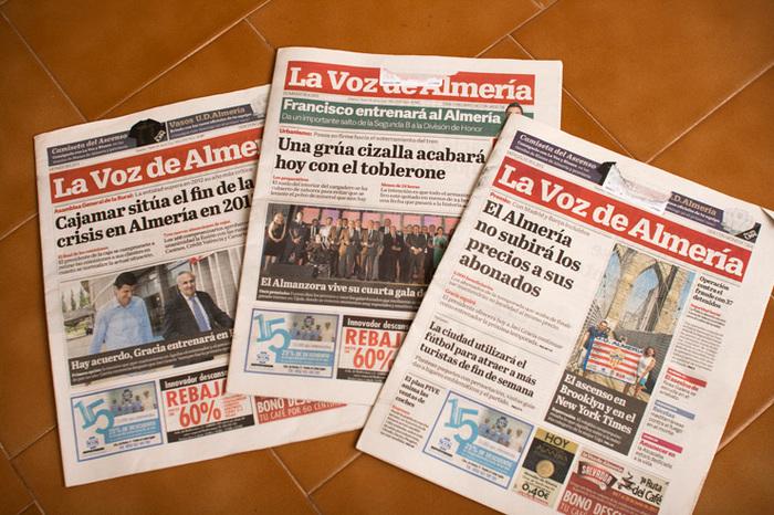 La Voz de Almería 1