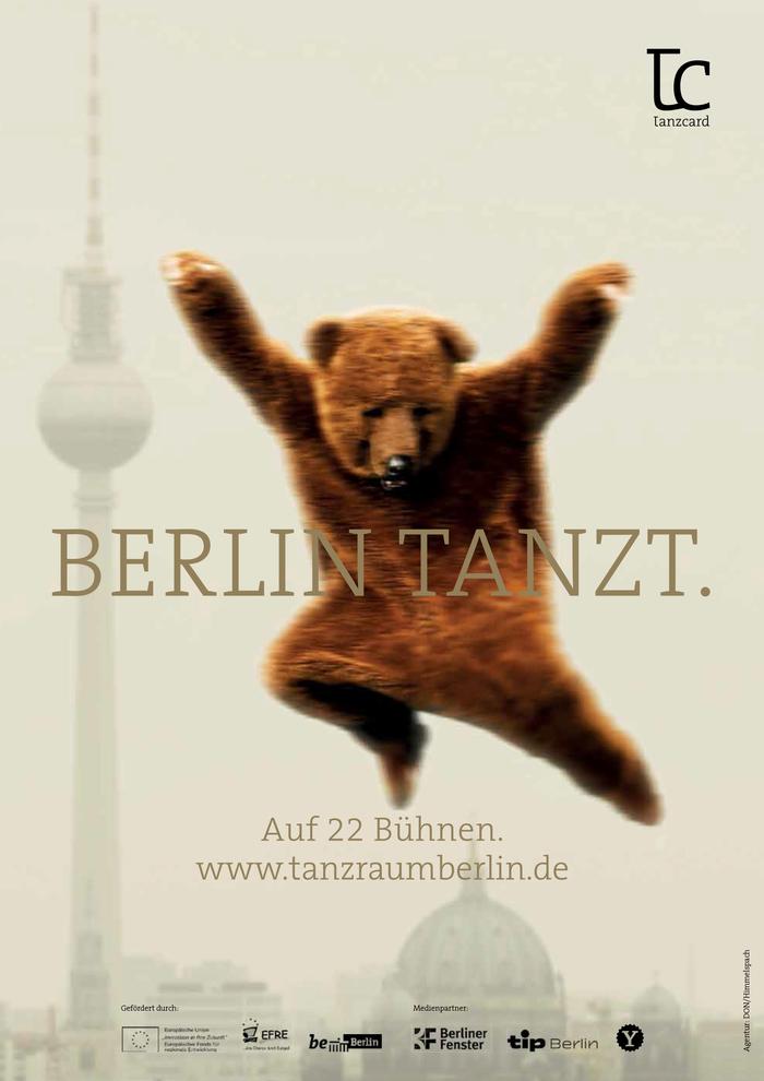 """Berlin tanzt"" campaign 1"