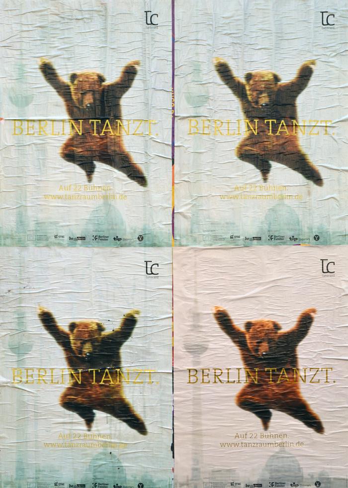 """Berlin tanzt"" campaign 3"