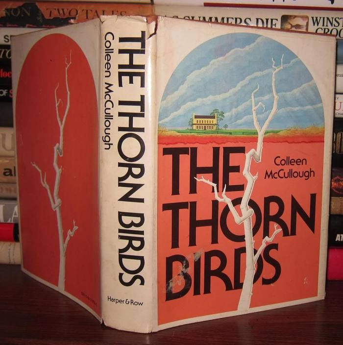 The Thorn Birds, first edition 2