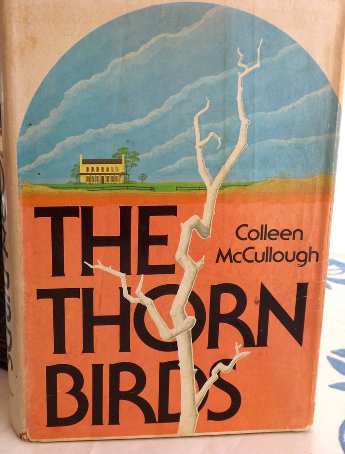 The Thorn Birds, first edition 3