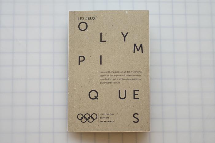 Olympics Infographics Brochure 2