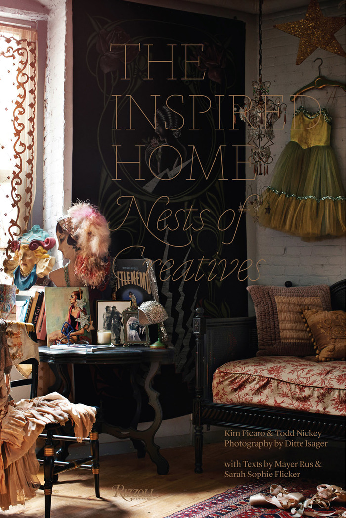 The Inspired Home: Nests of Creatives 1