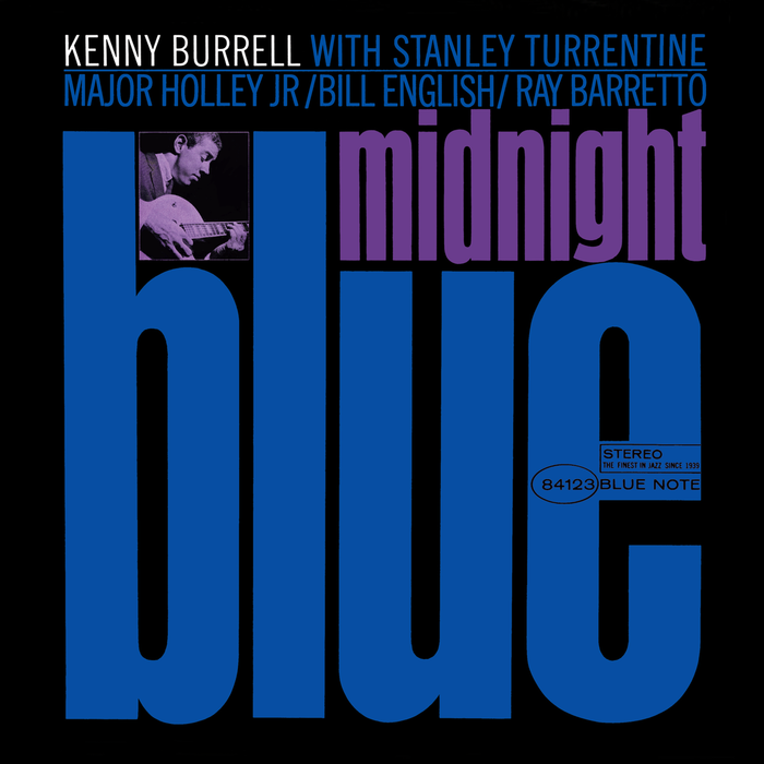 Kenny Burrell – Midnight Blue album art