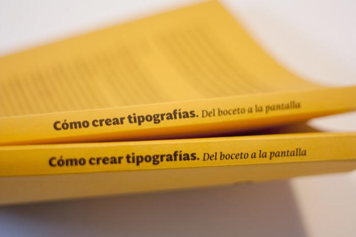 Cómo crear tipografías 1