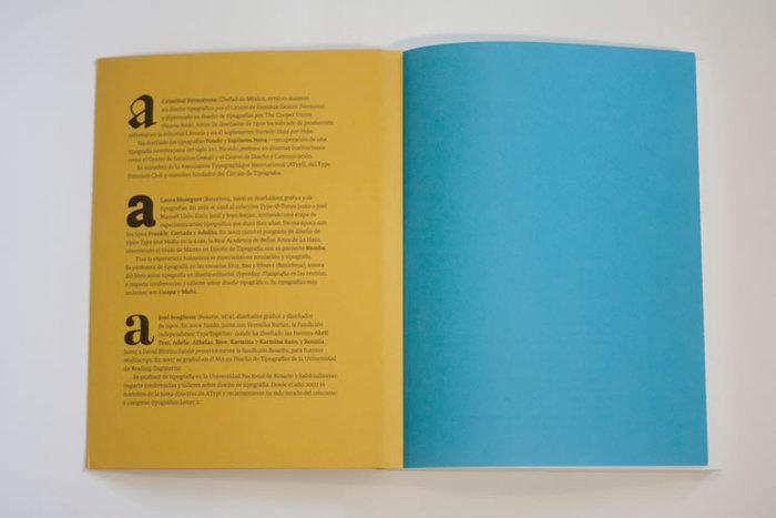 Cómo crear tipografías 3