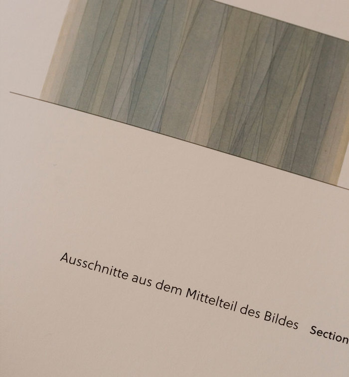 Viel/Falten. Experimental Configurations with Paintings by Fritz Ruprechter 5