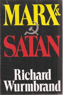 <cite>Marx & Satan</cite> by Richard Wurmbrand