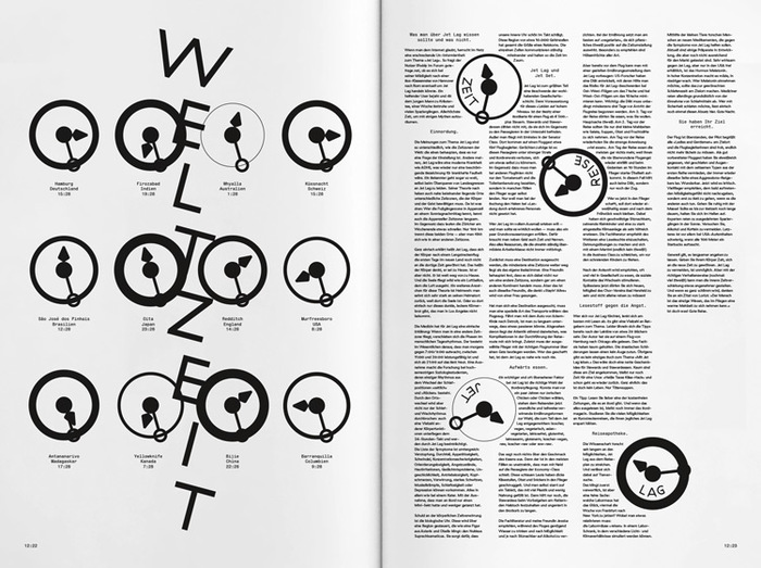 "Der Zirkel, der macht, Issue #1 ""Timeless Fitness"" 10"