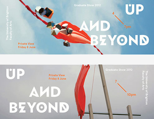 Up and Beyond – University of Brighton's 2012 Graduate Show 2