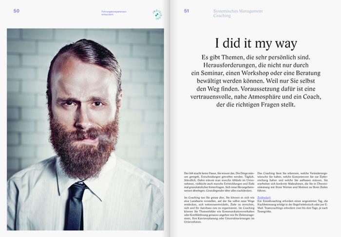 M – Das Magazin für Kompetenzkultur im MMI 1