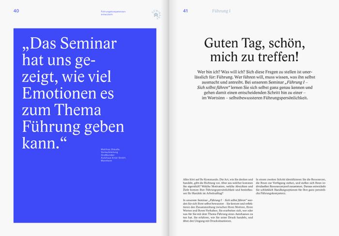 M – Das Magazin für Kompetenzkultur im MMI 3