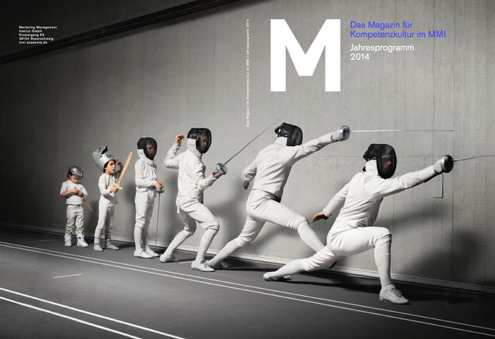 M – Das Magazin für Kompetenzkultur im MMI 4