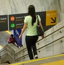 Metro Rio signs