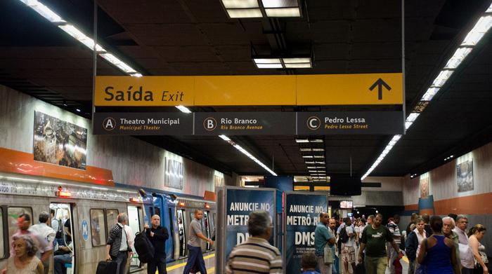 Metro Rio Signage 6