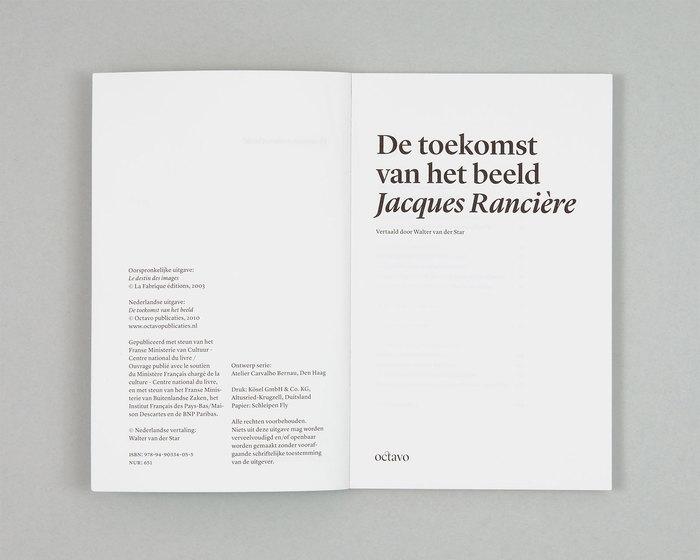 Octavo publicaties, main collection 1