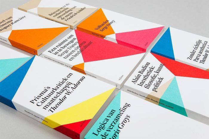 Octavo publicaties, main collection 4