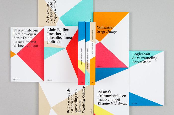Octavo publicaties, main collection 5