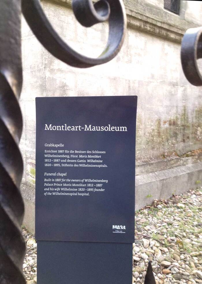 Montleart-Mausoleum 2