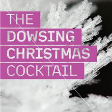 The Dowsing Christmas Cocktail poster