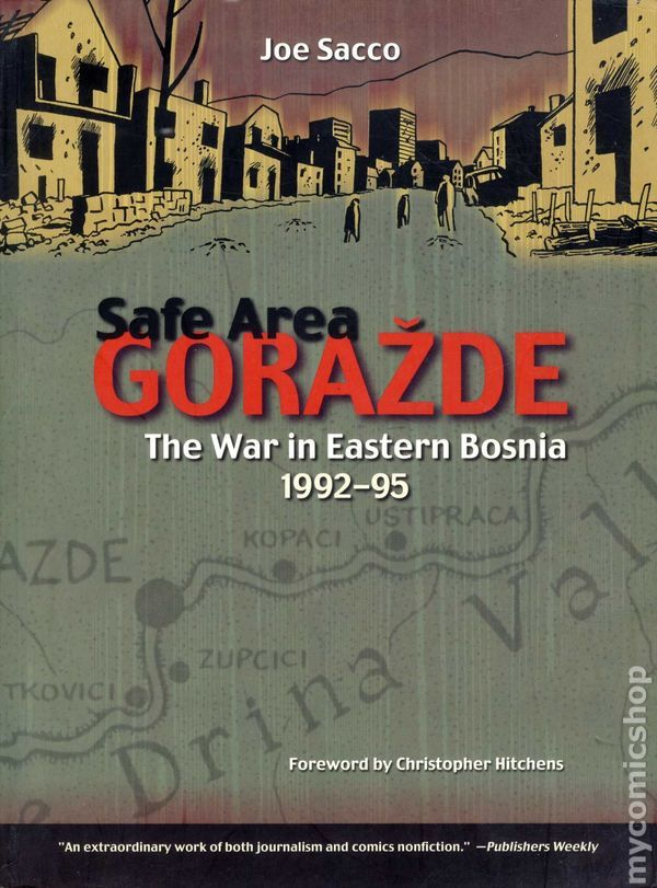 Safe Area Goražde: The War in Eastern Bosnia, 1992–95 (2nd printing)