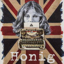 <cite>Honig</cite> by Ian McEwan (Büchergilde Gutenberg)