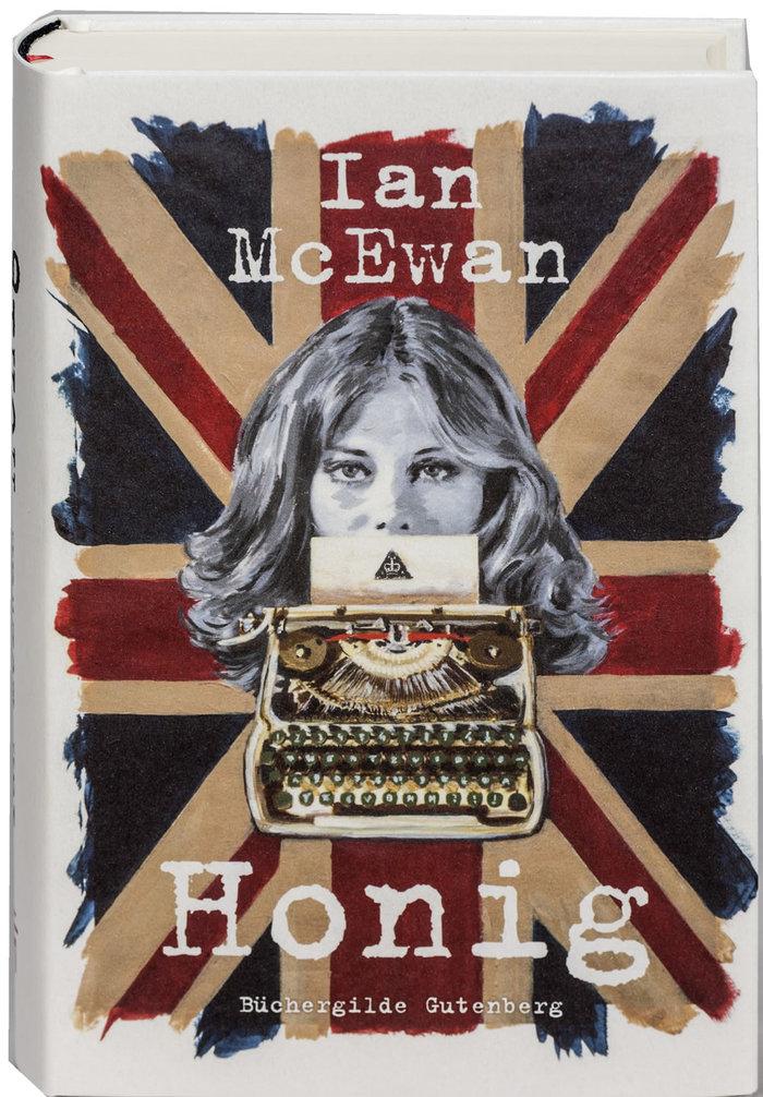 Honig by Ian McEwan (Büchergilde Gutenberg) 1