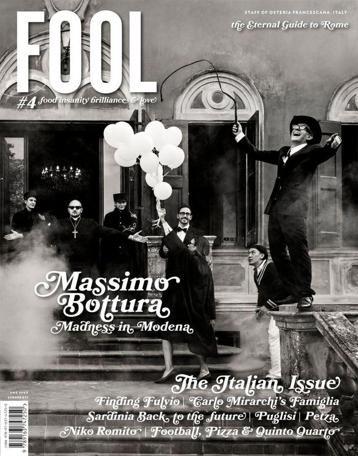Fool magazine 1