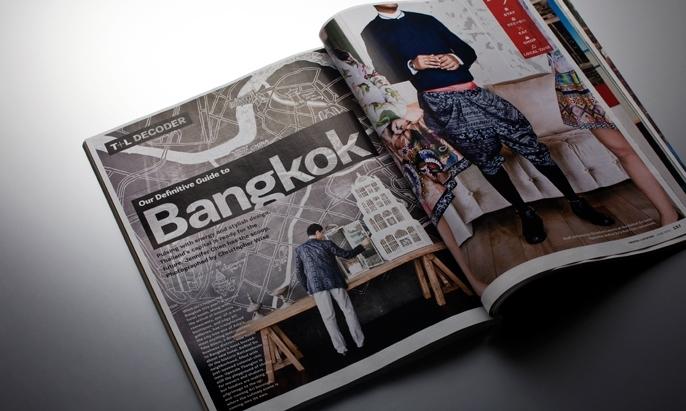 Travel+Leisure magazine 4