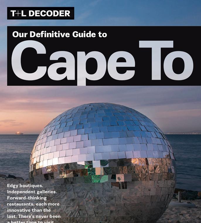 Travel+Leisure magazine 6