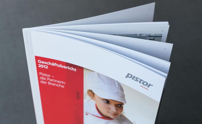Pistor – annual report 2