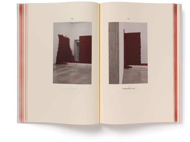 Anish Kapoor: Symphony for a Beloved Sun catalogue 8