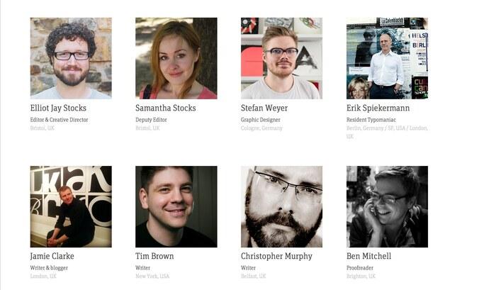 8 Faces website 1