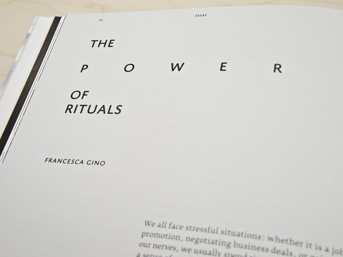 Revue #14: Rituale 11