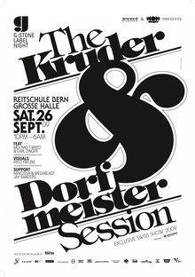 The Kruder & Dorfmeister Session