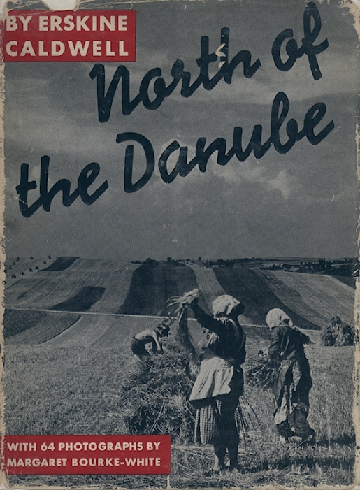North of the Danube by Erskine Caldwell 2