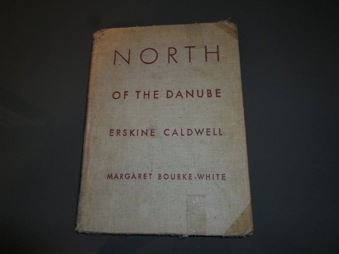 North of the Danube by Erskine Caldwell 3