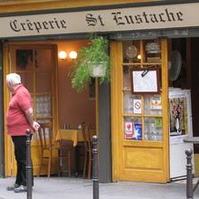 Crêperie St Eustache