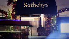Sotheby's 2014 Redesign
